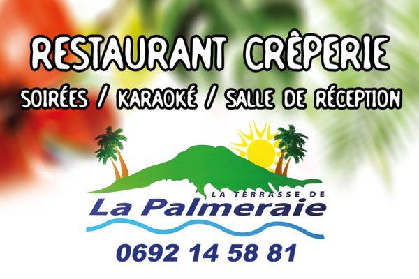 Restaurant La terrasse de la Palmeraie