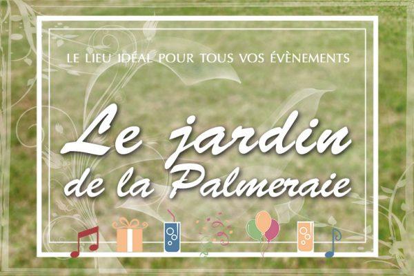 Le Jardin de la Palmeraie