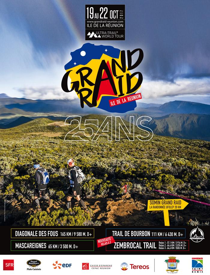 25e édition du Grand Raid